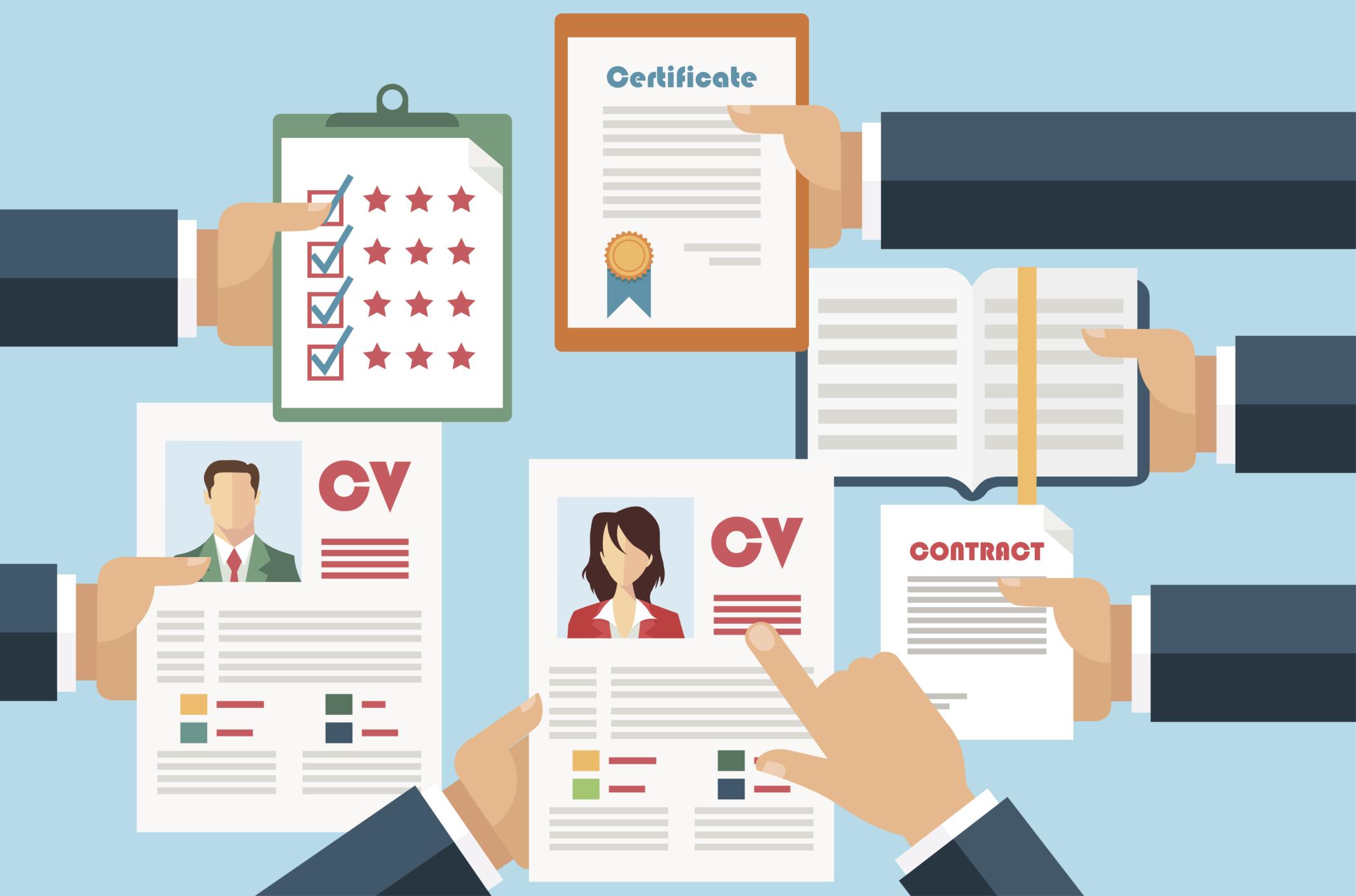 ¿Cómo hacer un portafolio digital para una entrevista de trabajo?