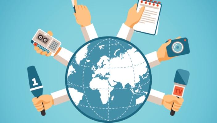 Becas internacionales de periodismo