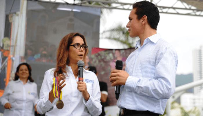 Gina Parody, Ser Pilo Paga
