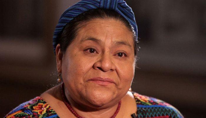 Rigoberta Menchú, Congreso de Investigación Educativa