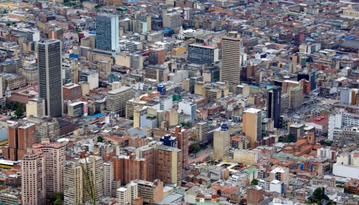Panorama laboral de Bogotá