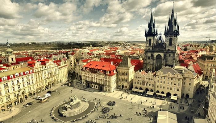 Estudia un grado o posgrado en República Checa con beca