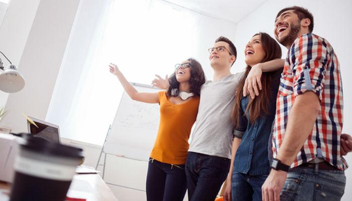 Siete claves para trabajar en equipo (con éxito)