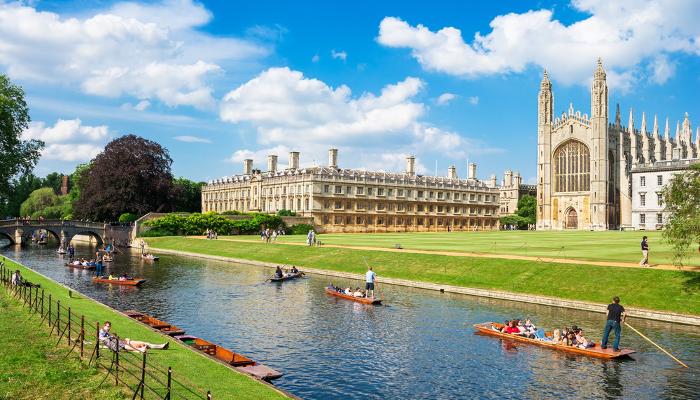Bill y Melinda Gates buscan becarios para Cambridge