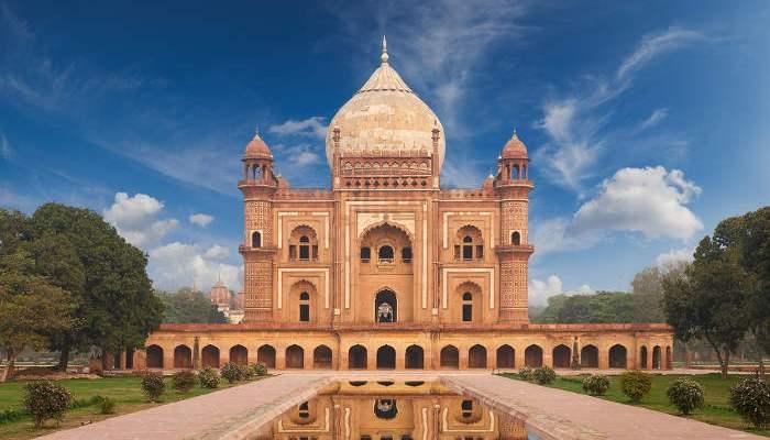 Becas para estudiar en Nueva Delhi, India