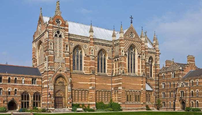 Becas de posgrado en la Universidad de Oxford