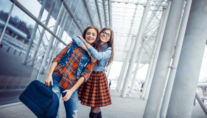 Trucos para encontrar vuelos económicos para estudiantes que quieren recorrer el mundo