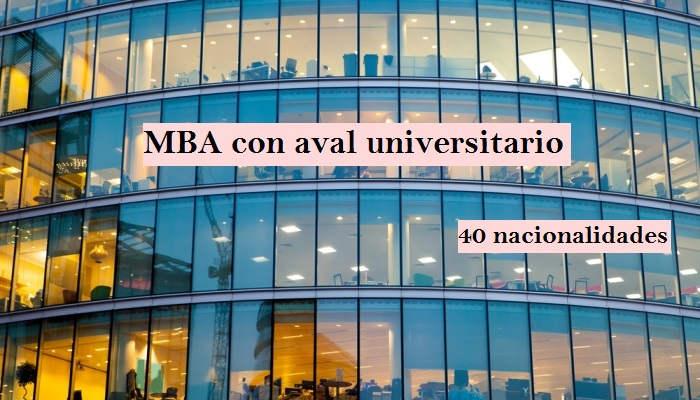 Becas del 96% para MBA con triple titulación universitaria española