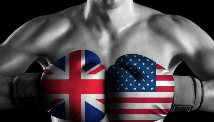 Inglés americano Vs. Inglés británico