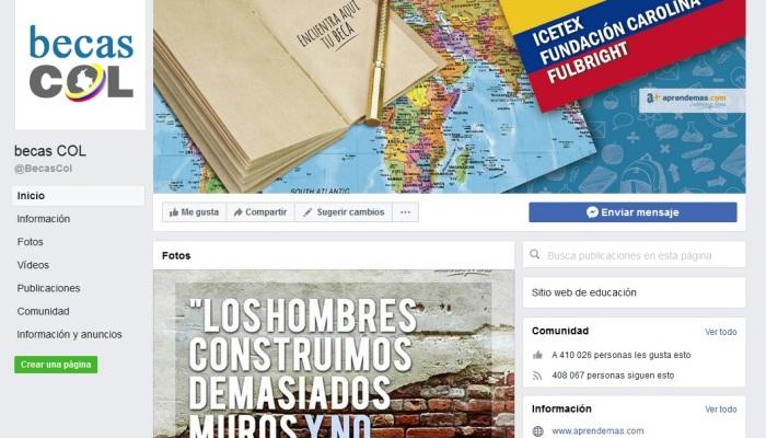¿Dónde buscar becas en el extranjero? Guía de sitios con oportunidades para estudiantes colombianos