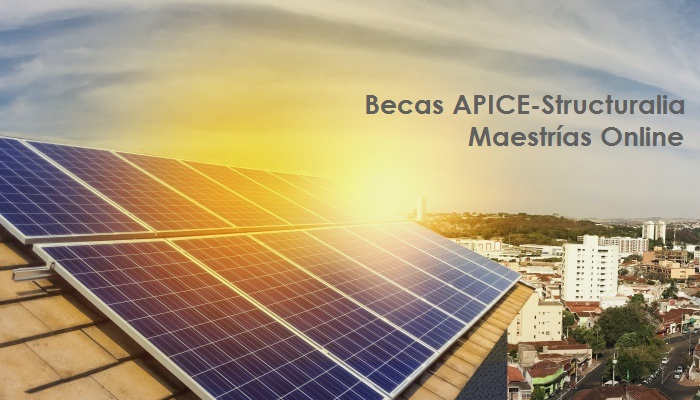 Becas APICE-Structuralia 2018 para latinoamericanos