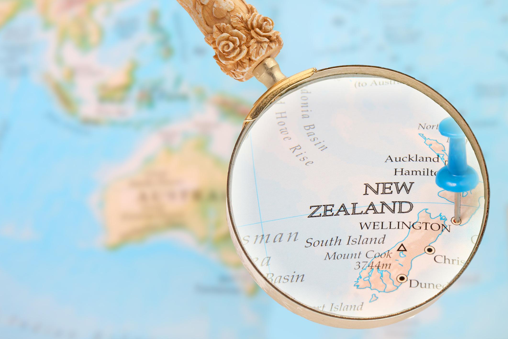 ¿Qué tal una entrevista de trabajo en Nueva Zelanda con todos los gastos pagados?