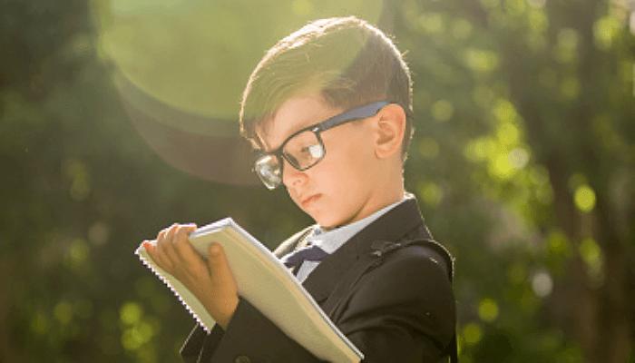 La mayoría de niños españoles se ven como sus propios jefes
