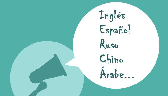 Rápidos o lentos, todos los idiomas transmiten una cantidad de información similar