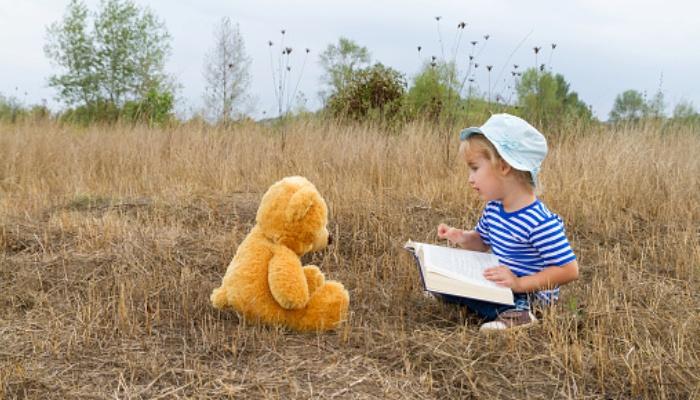 Los bebés construyen el vocabulario en torno a sus primeras palabras