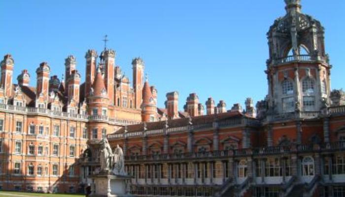 Becas de Royal Holloway de Londres para estudiar Derecho