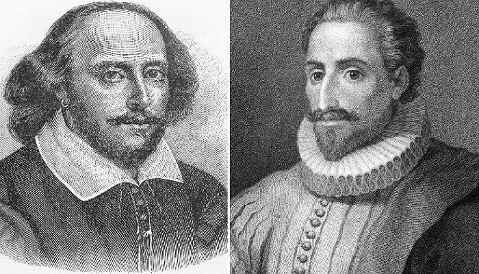 El año de Shakespeare y Cervantes: actividades e idiomas para recordar a dos genios
