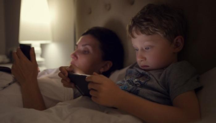Los padres, usuarios activos en Facebook