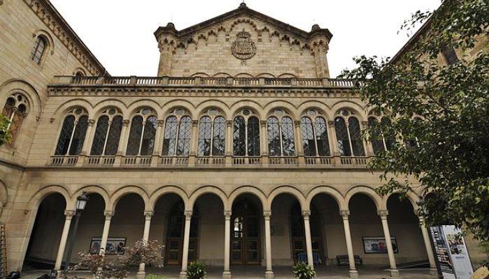 Las mejores universidades que son coetáneas de Shakespeare