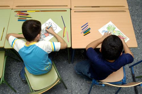 El sistema educativo español apenas ha mejorado el rendimiento de los alumnos que más lo necesitan