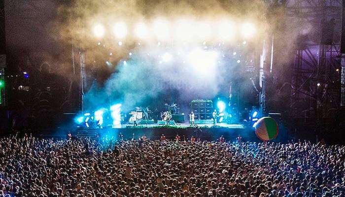 Festivales de Música, empleos en directo