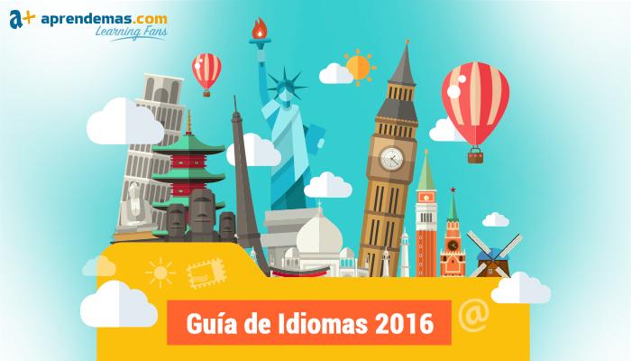 Guía de Idiomas 2016