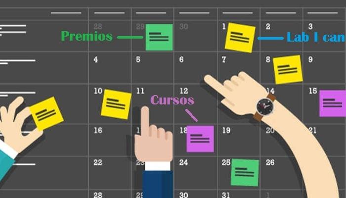 Calendario de profesores 2016: premios y cursos para señalar
