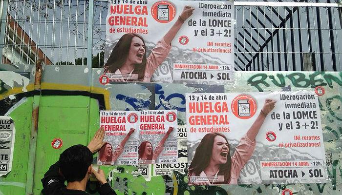 """""""Ya no nos fiamos de promesas electorales, la movilización es la única manera de derogar la LOMCE"""""""