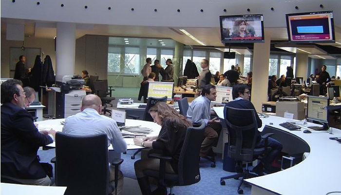 Becas en EFE, Mediaset y otros medios de comunicación en España