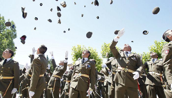 Abierto el plazo para presentarse a procesos de selección de las Fuerzas Armadas y Guardia Civil