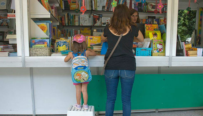 Arranca la Feria del Libro de Madrid con Cervantes y Francia como protagonistas