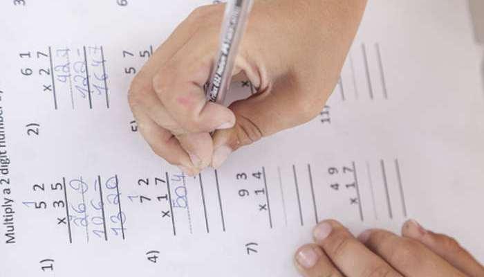 Un estudio revela algunas las claves para que los niños mejoren el rendimiento académico en matemáticas