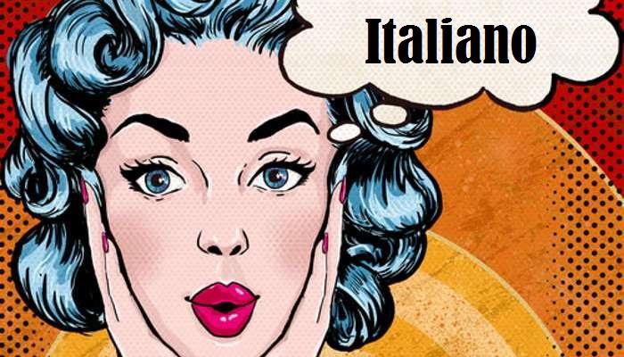 ¿Quieres hablar italiano antes de Navidad? Últimas plazas