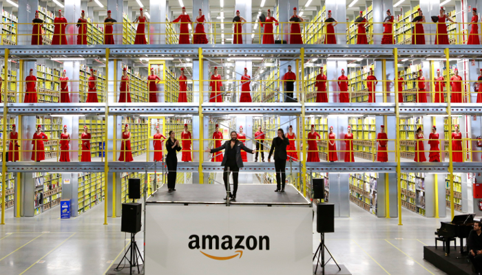 Amazon, Seur y otras empresas qué contratarán masivamente para Navidad