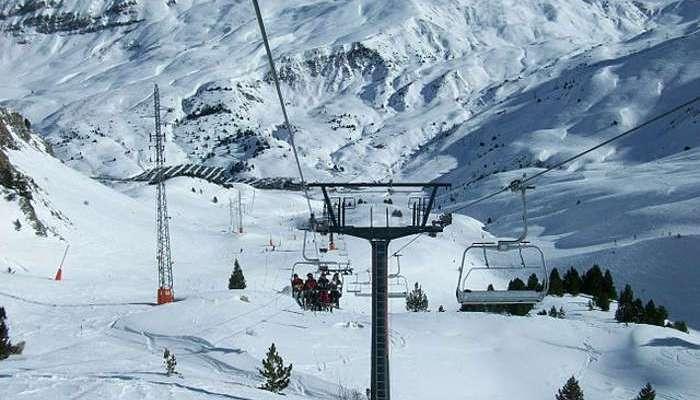Las estaciones de esquí: oportunidades de trabajo para este invierno