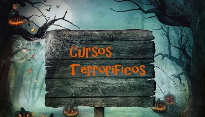 Cursos para montar tu propio Halloween y aprender de miedo