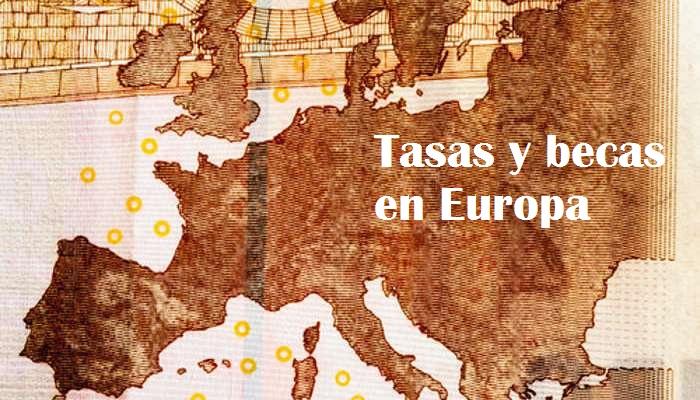 Tasas universitarias europeas: quién, cuánto y por qué