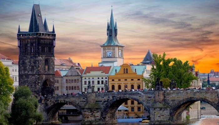 Con una beca rumbo a la República Checa