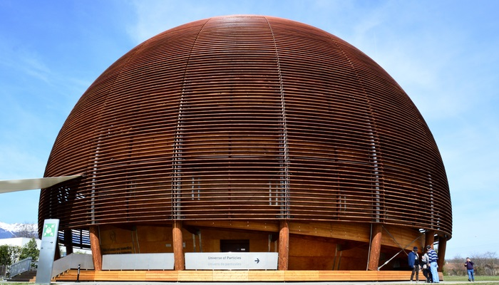 Becas del CIEMAT rumbo al CERN destino Ginebra