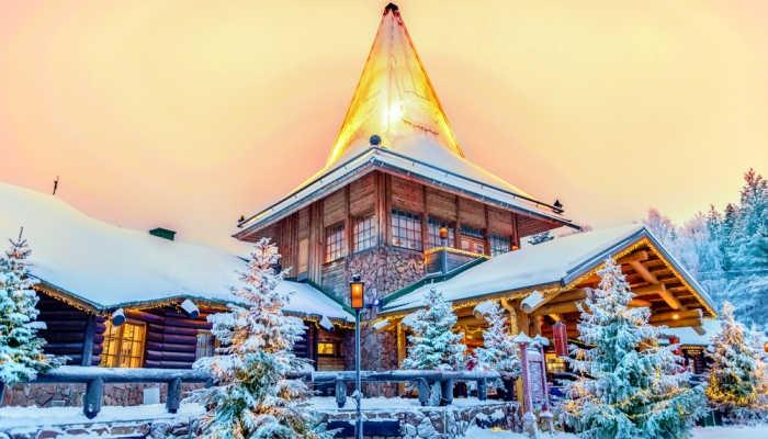 Trabaja en Laponia este invierno y ayuda a Santa Claus
