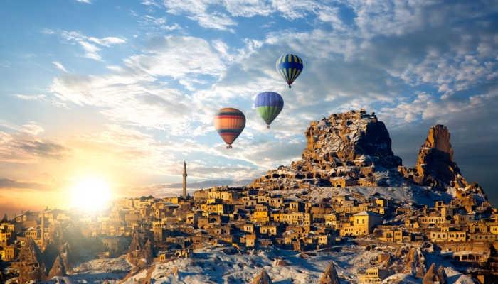 Becas de postgrado rumbo a Turquía para conocer el país de la Capadocia