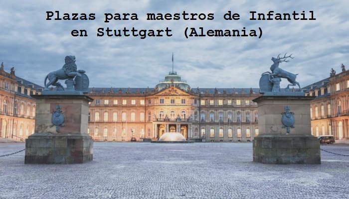 Se buscan maestros de Infantil en Alemania con sueldo de hasta 2.900 euros y curso de alemán