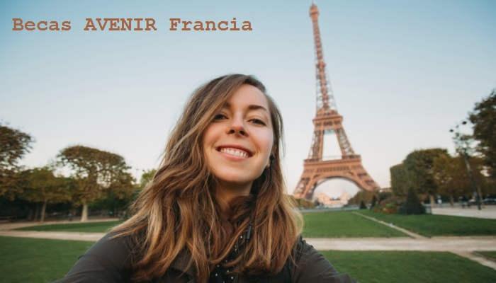 Becas Avenir de hasta 10.000 euros para estudiar o hacer prácticas en Francia