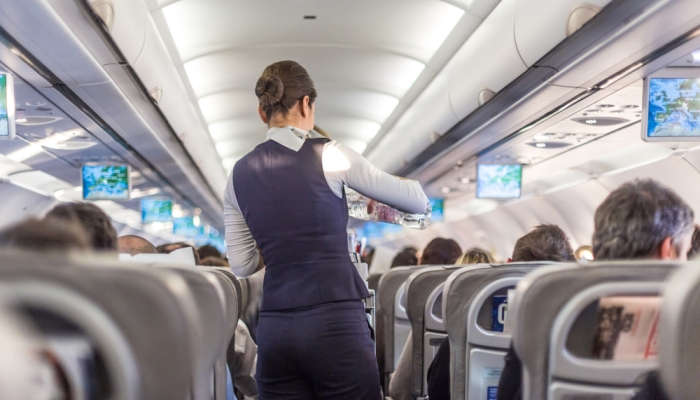 Fórmate y vuela: trabaja como TCP o Tripulante de Cabina de Pasajeros