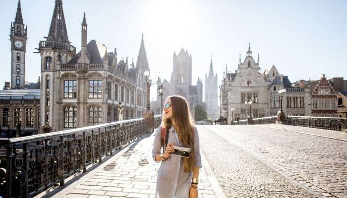 Se buscan jóvenes para ser corresponsales Erasmus en Flandes con beca remunerada