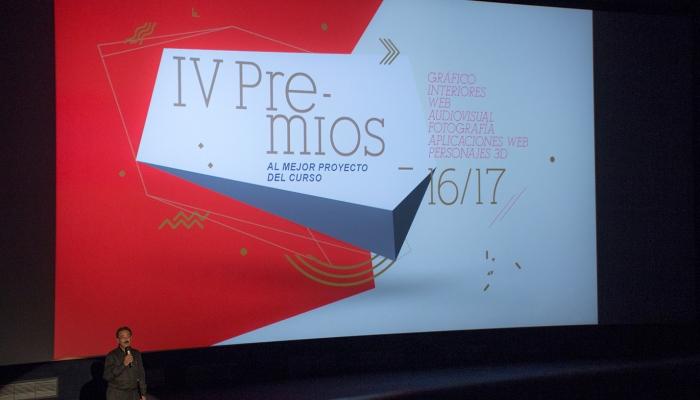 Todo listo para la entrega de los Premios EAG de Escuela Arte Granada