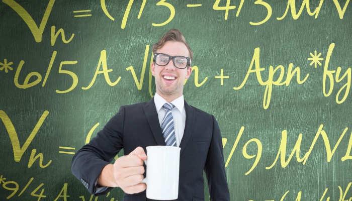 Las bondades del aroma del café para las matemáticas