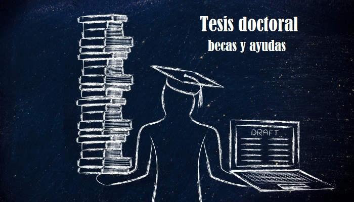 Becas de 2.500 euros para hacer la tesis doctoral