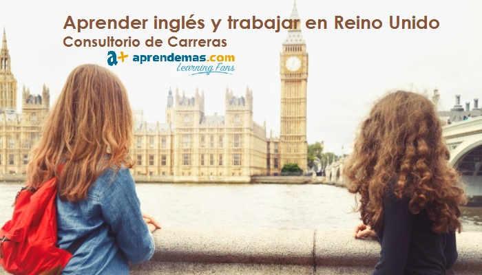 Estoy en paro: quiero aprender inglés y trabajar en Reino Unido