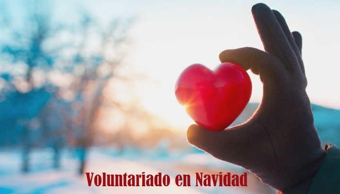 Voluntariado en Navidad: infinitas formas de ayudar